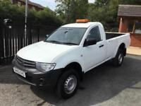 Mitsubishi L200 2.5DI-D CR ( EU V ) 4WD Single Cab 4Work