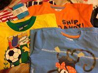 PJ bundle 4 x Pairs PJ's Age 3-4