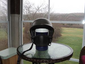 Two XL helmets