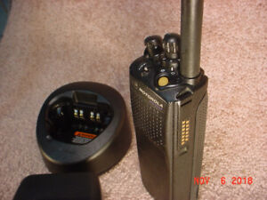 For Sale: Motorola XTS5000 VHF P25 Portable Radio - Receive Only