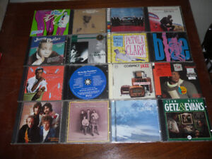 $5 (or less) CDs - metal, rock, blues, jazz, pop, Americana