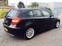 BMW 1 Series Diesel Black M sport Specs 5 Door. Excellent Runner. Swap P.x Welcome