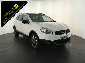 2013 NISSAN QASHQAI+2 360 7 SEATER 1 OWNER SERVICE HISTORY FINANCE PX WELCOME