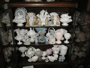 Collectibles for sale.