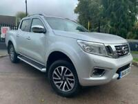 2016 Nissan Navara Double Cab Pick Up Tekna 2.3dCi 190 4WD Double Cab Pick Up Di