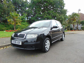 Superb 2006 Skoda Fabia 1.2 HTP Classic Drives Beautifully Lovely Condition