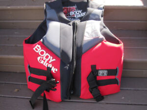 Body Glove Men's and Children's PFD Life Jackets Four Available