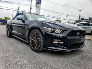 Ford Mustang ** Conv  ** GT Premium MAG 19'' 2017