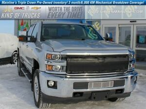 2016 Chevrolet Silverado 2500HD LTZ | Heated  Cooled Front Seats