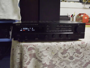 JAPANESE DENON WITH PROFILE SPEAKERS