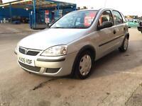 2005/05 Vauxhall Corsa 1.2 LIFE 5 DOOR EXCELLENT CONDITION