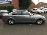2007 BMW 5 Series 2.0 520d SE Saloon 4dr Diesel Manual (158 g/km, 163 bhp)