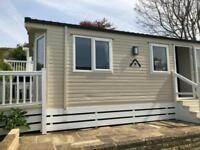 STUNNING BRAND NEW STATIC CARAVAN REDUCED BY £7,500 ON A LOVELY 5* HOLIDAY PARK