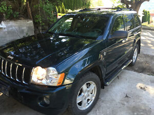 2005 Jeep Grand Cherokee Loaded, tow packages SUV, Crossover