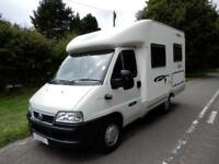 McLouise Lagan 251 2003 3 Berth Rear Fixed Bed Motorhome For Sale