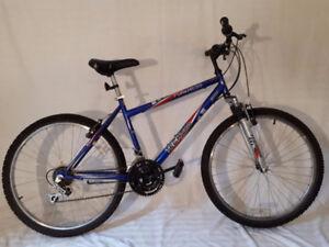 Tech Pro Fortress 18'' Mountain Bike