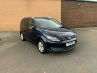 2011 11 Volkswagen Touran 1.6TDI SE ( 105ps ) DSG 7 Seater