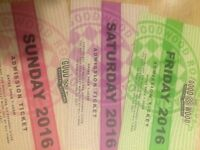 Goodwood revival adult weekend tickets and child passes