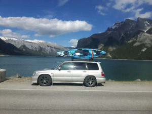 2000 Forester Stb 5speed
