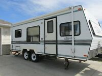 23.5 ft WestWind travel trailer