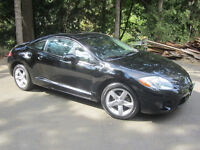 2008 Mitsubishi Eclipse GS Coupe (2 door) with Sunroof!