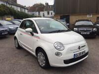 Fiat 500 1.2 Pop 3dr£3,395 well looked after