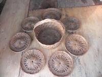 Sous plat pour assiette de picnic/ Picnic basket