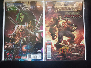 Guardians of Knowhere COMICS complete mini run