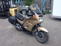SELLING BY ONLINE AUCTION 2005 KAWASAKI CONCOURS