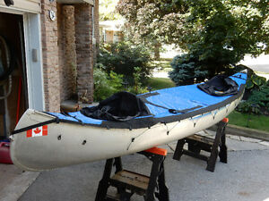 Grumman Super 17' with North Water Spray Cover, Firm on Price