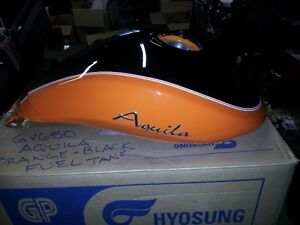 Hyosung GV650 Gas Tanks - 2 available