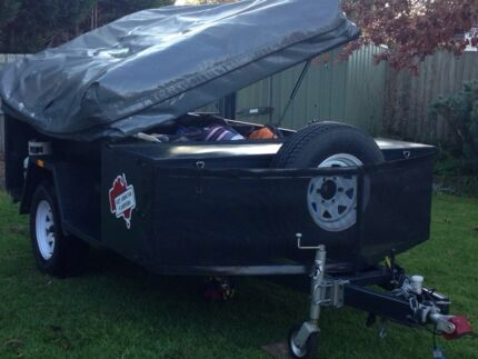 2012 off road camper trailer Grovedale Geelong City Preview