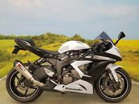 Kawasaki ZX636 Ninja 2013 ** 4630 Miles, 1 Owner From New, Service History