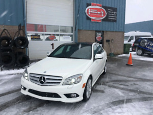 Mercedes C350 AWD 2009 full load