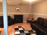 3 bdrm bsmt suite in Thickwood