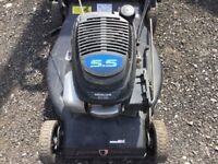 HONDA SELF PROPELLED WIDE CUT