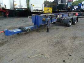 ABEL TRAILER CHASSIS