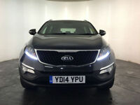 2014 KIA SPORTAGE 4 ISG CRDI DIESEL 1 OWNER SERVICE HISTORY FINANCE PX WELCOME