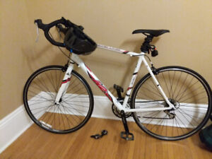 K2 MACH 1.0 ROAD BIKE | White and Red