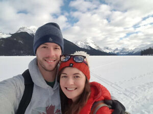 1 Bedroom Apartment January 1 for nice mid-20s biologist couple