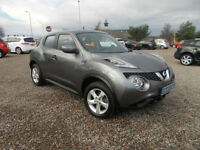 2014-64 Nissan Juke 1.5dCi ( 110ps ) ( s/s ) Visia