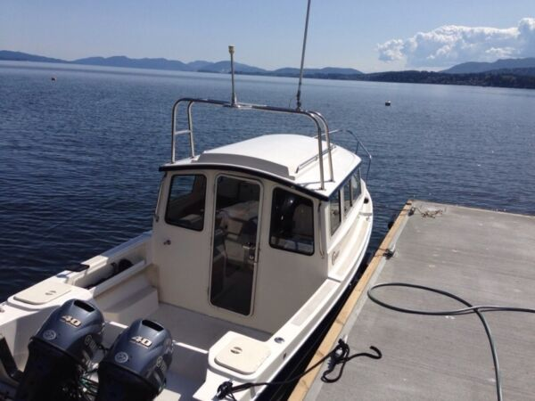 2010 Other C-Dory 22 Cape Cruiser