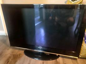 "SAMSUNG 50"" INCH PLASMA TV WITH STAND / REMOTE"