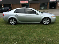 2006 Acura TL LEATHER/ROOF/ Sedan ONLY 135K SAFETY+ETEST/ICLUDED