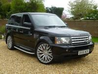 2005 55, Land Rover Range Rover Sport 4.2 V8 auto Supercharged + CHEAP ROAD TAX