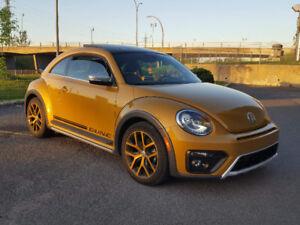 VW Beetle Dune 2017 - $396 (LEASE TAKEOVER/TRANSFERT DE BAIL)