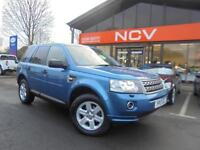2013 LAND ROVER FREELANDER 2.2 SD4 GS 5dr Auto