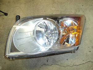 2007-2012 Dodge Caliber left head light