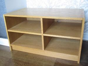 Ikea TV Table/Bench, Media Shelf, Entertainment Unit