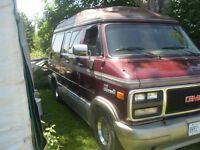 1994 GMC Starcraft conversion Vandura 2500